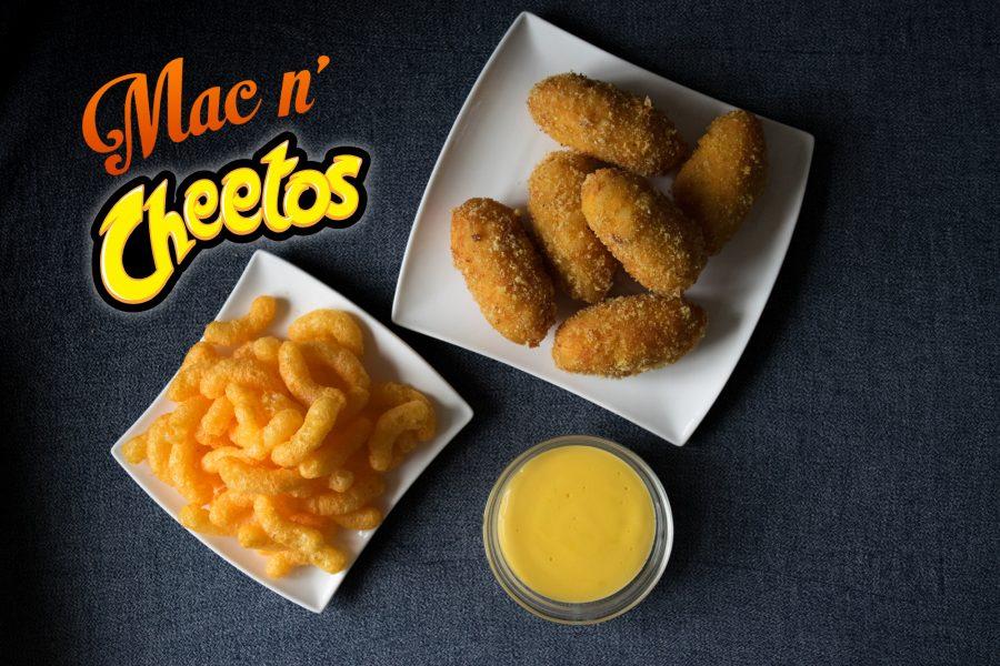 BK's Mac n' Cheetos™