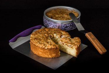 toscatarta pyragas su migdolais