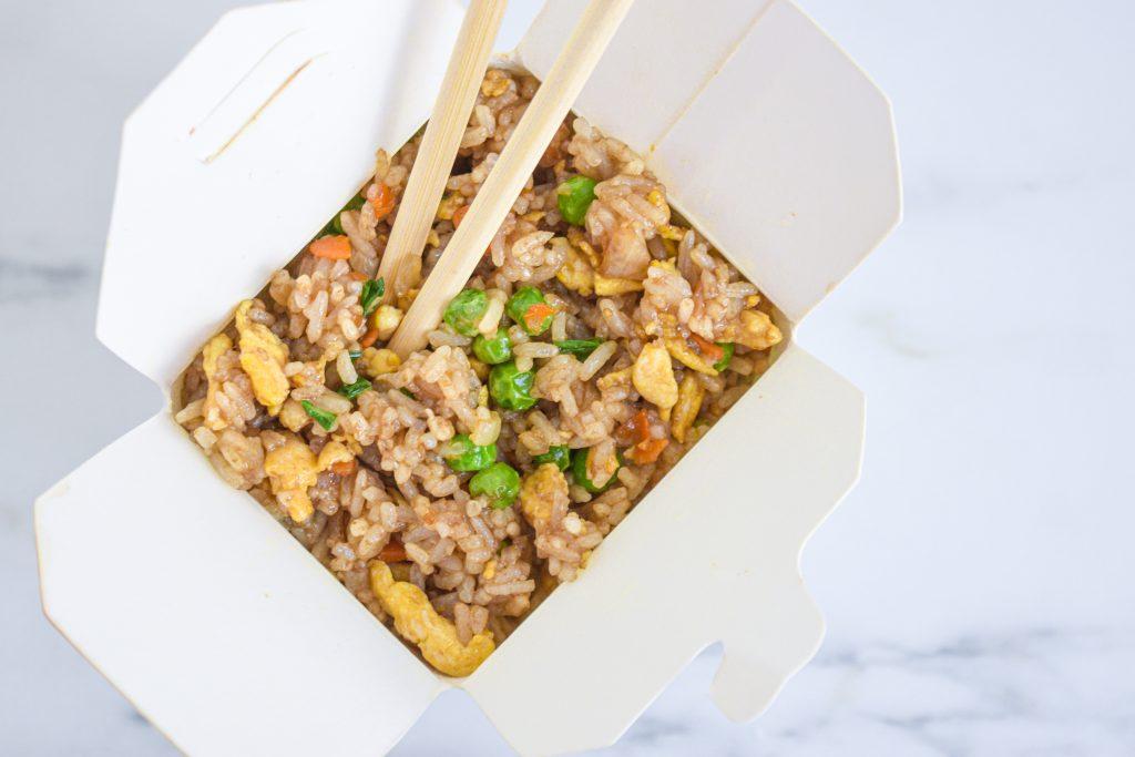 Ryžiai su Kiaušiniu ir Daržovėmis - Geriau nei Kinų Restorane